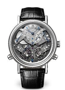 寶璣Tradition Chronographe Indépendant 7077腕錶